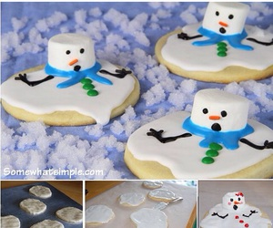 diy and snowman image