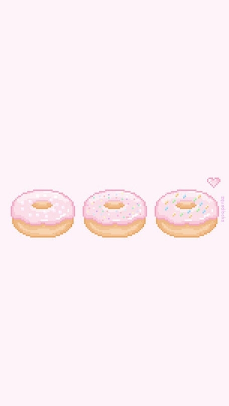 Donuts Uploaded By At Kimberlyiero On We Heart It