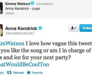 cups, emma watson, and funny image
