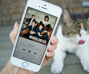 iphone, quality tumblr, and one direction image