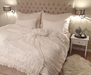 beautiful, bedroom, and gorgeous image