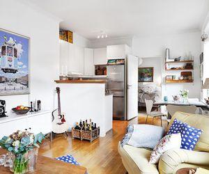 apartment, decor, and furniture image