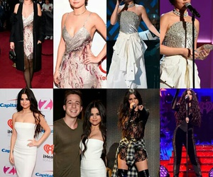 selena gomez, 2015, and jingle ball image