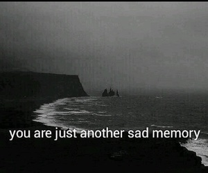 breakups, sea, and quotes image