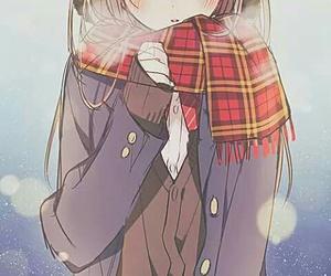 anime, anime girl, and kawaii image