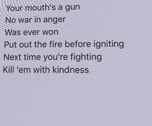 album, kind, and Lyrics image