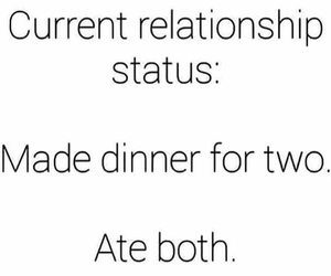 couple, food, and Relationship image