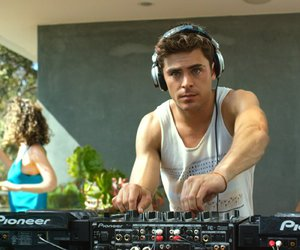dj, zac efron, and we are your friends image