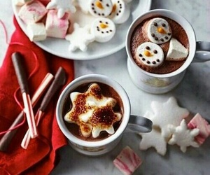 candy, coffee, and hotchocolate image