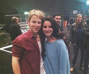 lana del rey, tom odell, and perfect image