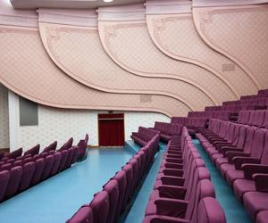 Pyongyang and drama theatre image