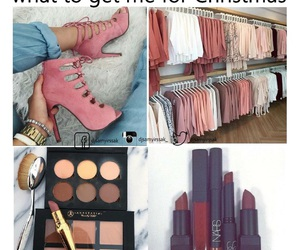 <3, Lipsticks, and outfits image