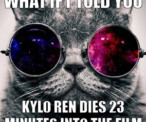 funny, what if i told you, and cat memes image