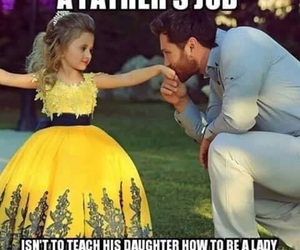 father and cute image