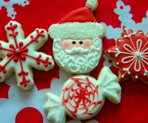 christmas cookies image