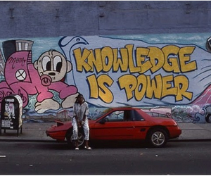 90s, knowledge, and power image