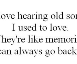 memories, music, and love image