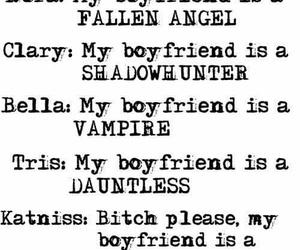 bella, twilight, and katniss image