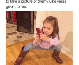 funny, memes, and girl image