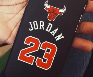 23, Basketball, and black image