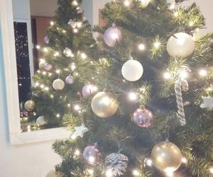 bright, christmas, and light image