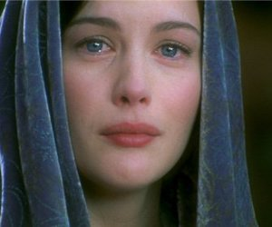 liv tyler, lord of the rings, and arwen image