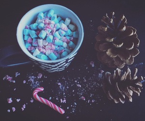 candycane, christmas, and cozy image