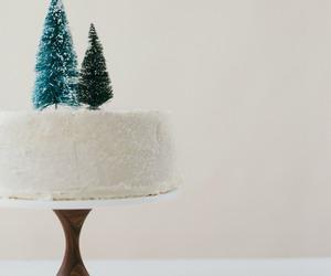 cake, pretty, and winter image