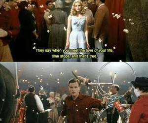 big fish, quotes, and love image