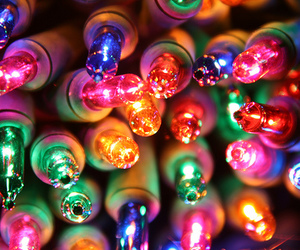 light, christmas, and christmas lights image