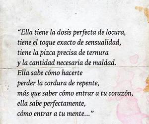 frases, pensamientos, and mujer image