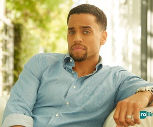 blue eyes, Hottie, and michael ealy image