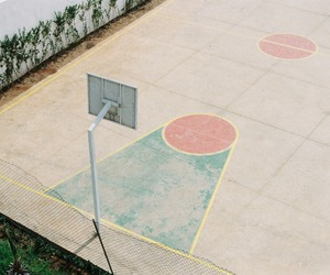 Basketball and sports image