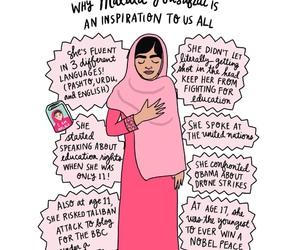 malala, feminism, and inspiration image