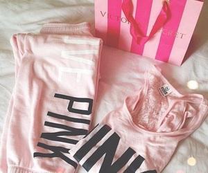 pink, Victoria's Secret, and victoria secret image