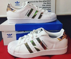 adidas, style, and superstar image