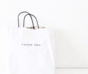 bag and white image