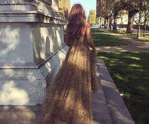 dress, bridesmaid, and fashion image