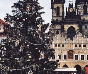 christmas, beautiful, and city image