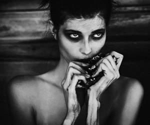 black and white, photography, and elizaveta porodina image