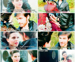 once upon a time, captain hook, and season 5 image