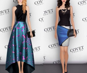 chic, covet, and moda image