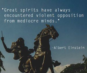albert, courage, and determination image