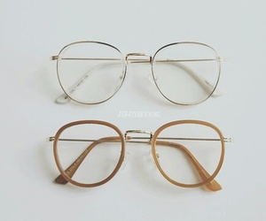 glasses, style, and vintage image