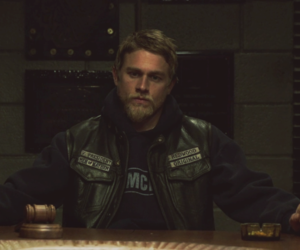 actor, Charlie Hunnam, and Hot image