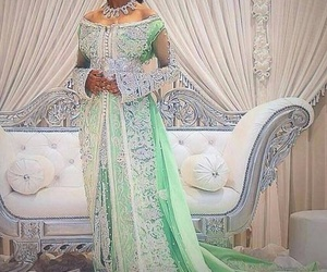 bride and caftan image
