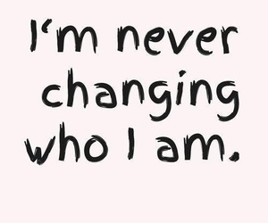 quote, change, and me image