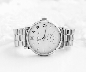 watch, marc jacobs, and silver image