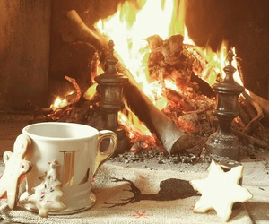 cake, christmas, and cocooning image