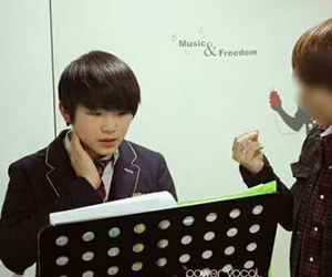 Seventeen, bias, and predebut image